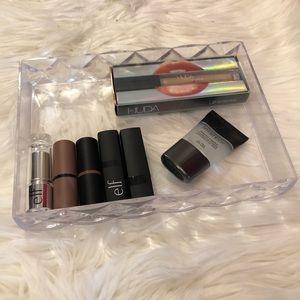Makeup Bundle with acrylic tray